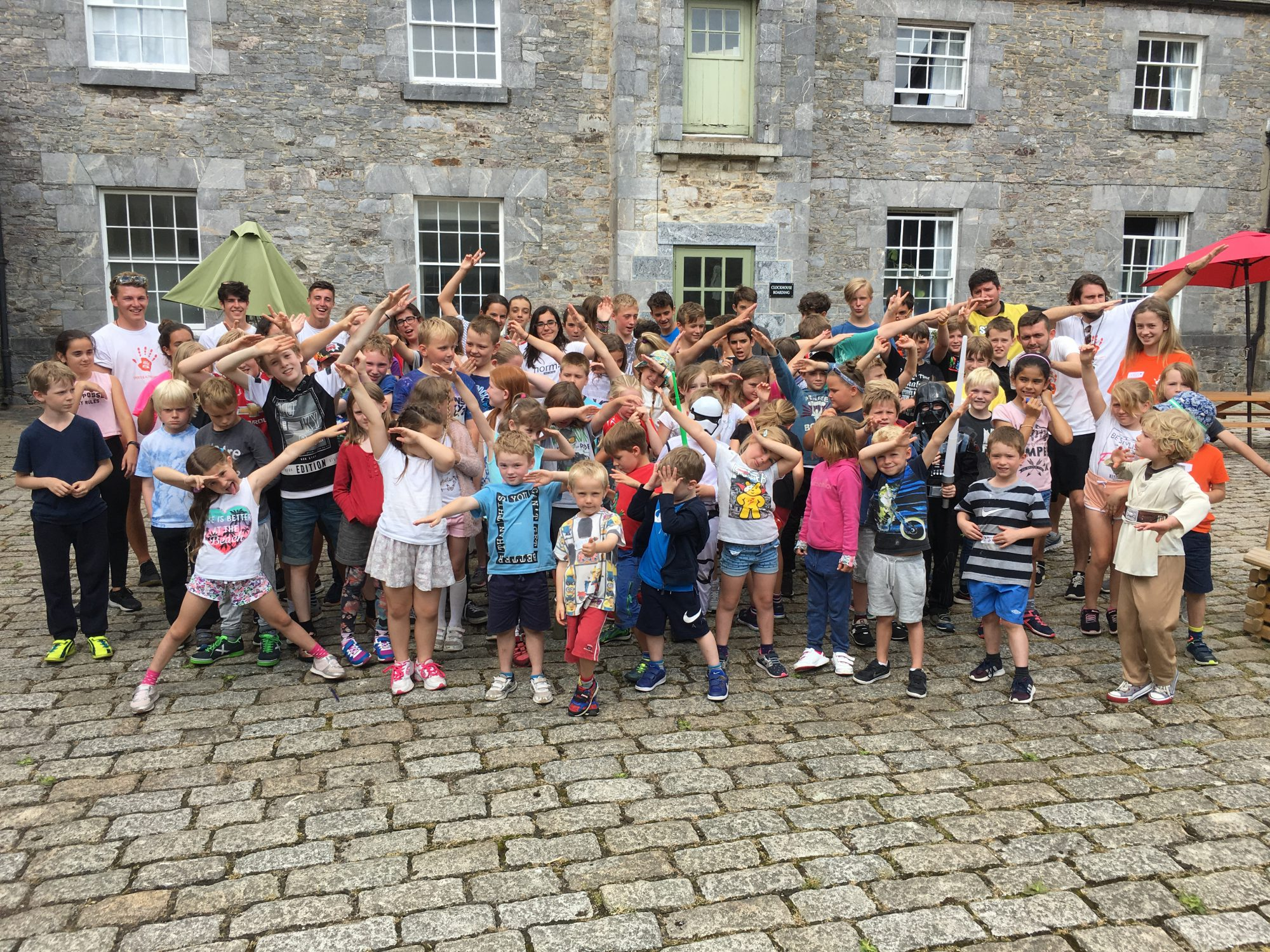 High 5 Sports Camps, Stover School