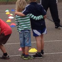 friendship are built at sports and activity camps in Devon