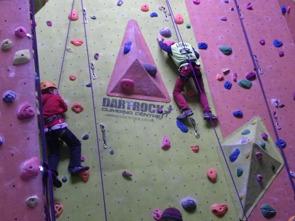 High 5 Campmates Climbing