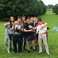 High 5 International Students Mount Edgecumbe