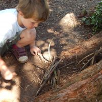 outdoor learning at holiday camps